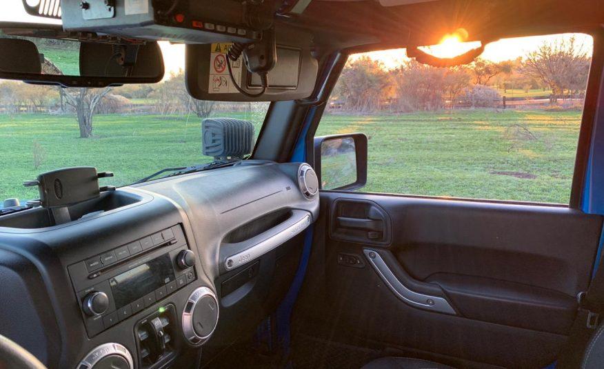 Jeep Wrangler Unlimited 2015 Unico Dueño Kit extra Equipamiento