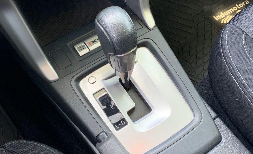 SUBARU FORESTER AWD 2000cc 2016