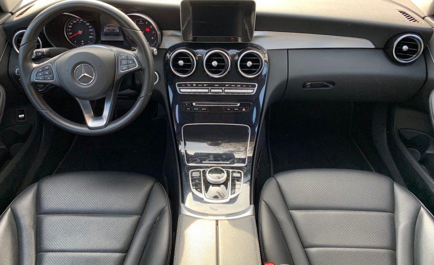 Mercedes Benz C 180 1600cc Turbo 2017