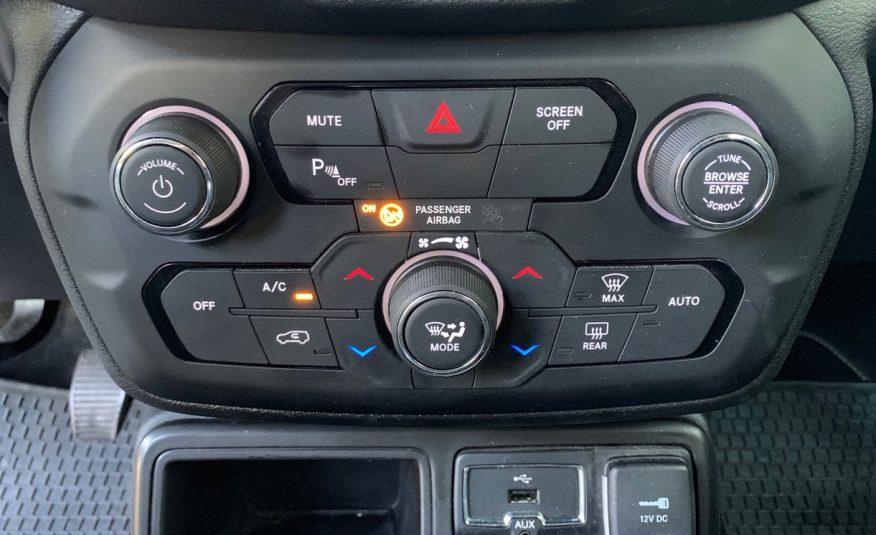 Jeep Renegade 1800cc 4X2 MT 2020