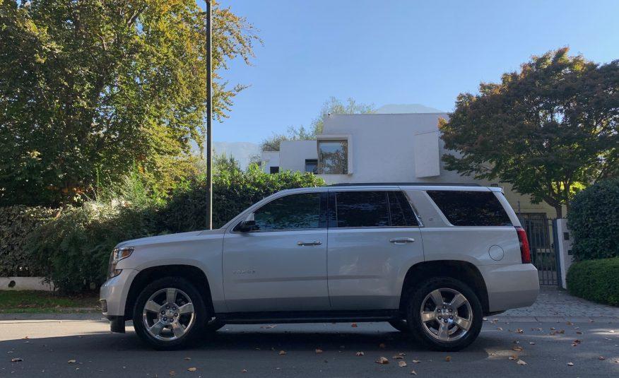Chevrolet Tahoe 5300cc 4WD 2017